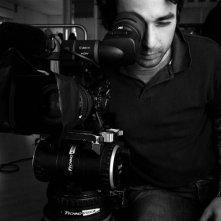 Il sole di Nina: il regista, sceneggiatore e compositore Marco Arturo Messina in una foto promozionale