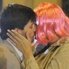 La finestra di Alice: Fabrizio Bucci bacia Clizia Fornasier in una scena