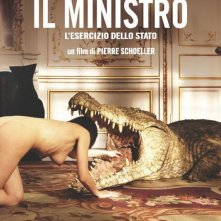La locandina italiana de Il ministro