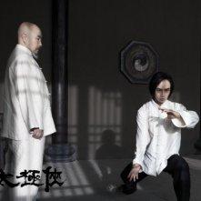 Man of Tai Chi: un'immagine dei lottatori in azione
