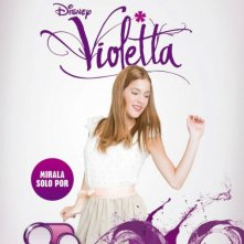 Violetta: un poster della serie Disney