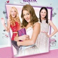 Violetta: un poster della stagione 2 della serie Disney