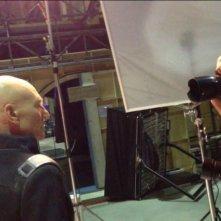 X-Men: Giorni di un futuro passato - Patrick Stewart sul set