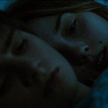 Antonia Lingemann e Markus Krojer nel film Bastard