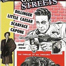 Gunman in the Street: la locandina del film