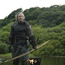 Il trono di spade: Clive Russell in una scena di Walk of Punishment