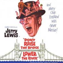 Non alzare il ponte, abbassa il fiume