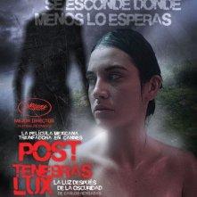 Post Tenebras Lux: il poster sudamericano del film