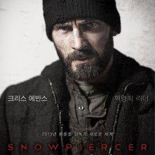 Snowpiercer: character poster per Chris Evans
