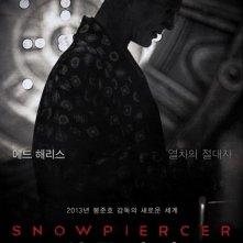 Snowpiercer: character poster per Ed Harris