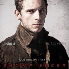 Snowpiercer: character poster per Jamie Bell