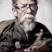 Snowpiercer: character poster per John Hurt