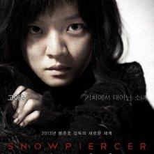 Snowpiercer: character poster per Ko Ah-sung