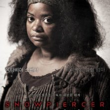 Snowpiercer: character poster per Octavia Spencer