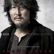 Snowpiercer: character poster per Song Kang-ho