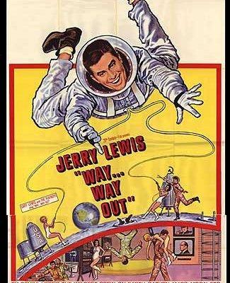 Locandina originale di Stazione Luna (1966)
