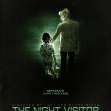 The Night Visitor: la locandina del film