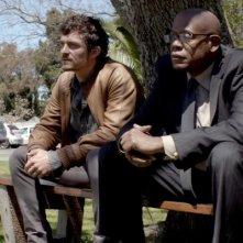 Zulu:  Orlando Bloom e Forest Whitaker nella prima immagine ufficiale del film