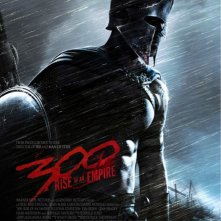 300: Rise of an Empire: la locandina del film