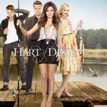 Hart of Dixie: un poster della stagione 2