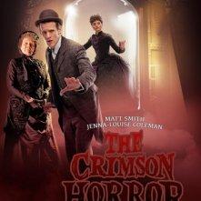Doctor Who: un poster per l'episodio The Crimson Horror