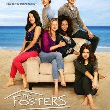 La locandina di The Fosters