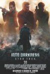 Star Trek Into Darkness: il theatrical poster italiano del film