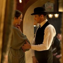 The Immigrant: Marion Cotillard e Jeremy Renner in una scena