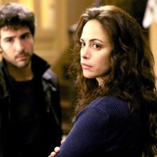 The Past: Bérénice Bejo in una scena del film insieme a Tahar Rahim