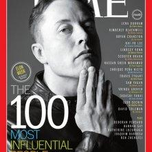 Elon Musk sulla cover di TIME dedicata ai 100 personaggi più influenti del 2013