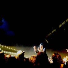 Filly Brown: Gina Rodriguez (al centro del palco) nel ruolo di Majo.
