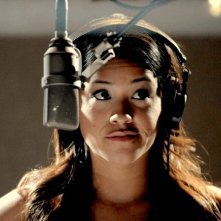 Filly Brown: Gina Rodriguez in una scena del film.