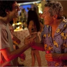 Les Gamins: Alain Chabat e Max Boublil in una scena