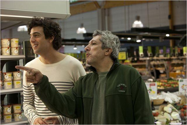 Les Gamins Max Boublil E Alain Chabat In Una Scena Della Commedia 272420