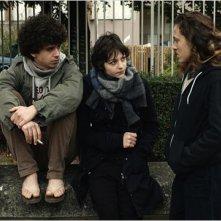 Les Lendemains: Paul-Antoine Veillon e Pauline Parigot in una scena