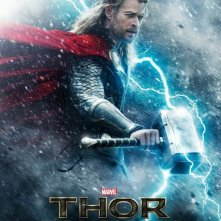 Thor: The Dark World: la locandina del film