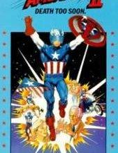 Captain America 2 - Death too soon