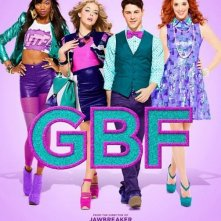 G.B.F.: la locandina del film