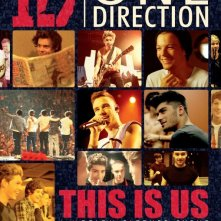 One Direction: This is Us, nuovo poster del film