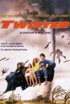 Twister: la locandina del film