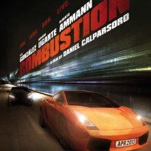 Combustión: la locandina del film
