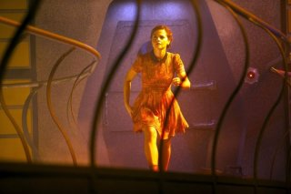 Doctor Who: Jenna-Louise Coleman nell'episodio Journey to the Centre of the TARDIS
