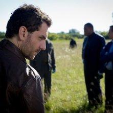 Hannibal: Aaron Abrams e Laurence Fishburne nell'episodio Apéritif