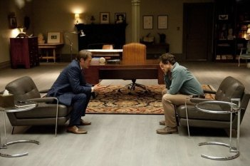 Hannibal: Mads Mikkelsen e Hugh Dancy nell'episodio Amuse-Bouche
