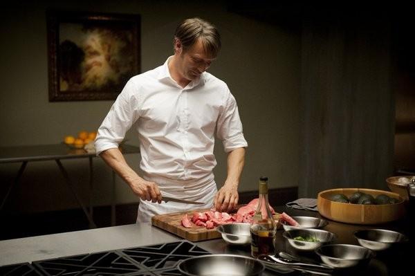Hannibal: Mads Mikkelsen nell'episodio Apéritif