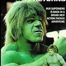 La rivincita dell'incredibile Hulk