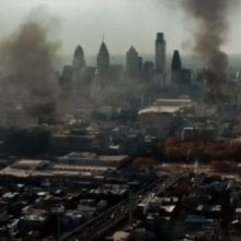 World War Z: New York in un'apocalittica scena del film