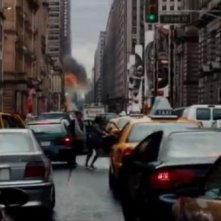 World War Z: un'apocalittica scena del film