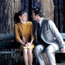 Audrey Tautou e Romain Duris in Mood Indigo - La schiuma dei giorni