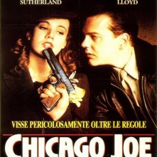 Chicago Joe: la locandina del film